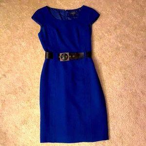 Tahari Cap Sleeve Dress Size 4